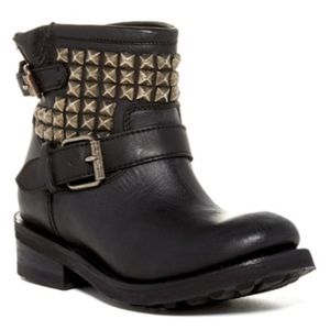 Ash +  Tramp Studded Bootie NWT 37